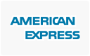 American Express AMEX card payments accepted
